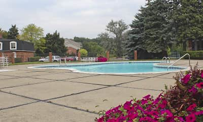 Pool, Continental Plaza, 0