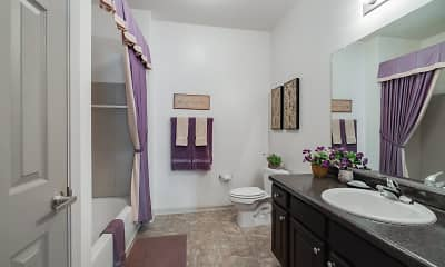 Bathroom, The Fountains at Meadow Wood, 2