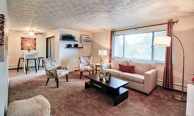 Living Room, Webster Manor, 0