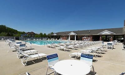 Pool, Woodhaven Commons, 2