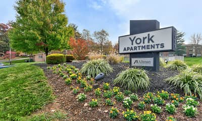 York Apartments, 2