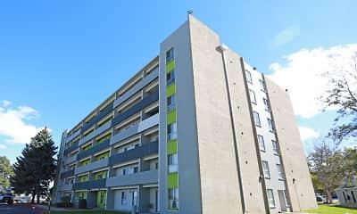 Building, The Croft Apartments, 2