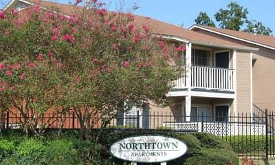 Northtown Apartments, 1