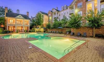 Pool, Jackson Square, 1