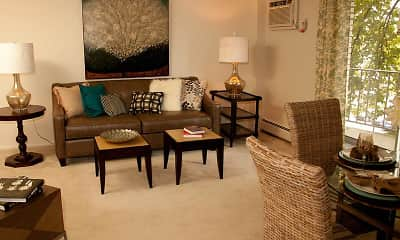 Living Room, Fairview Village, 2