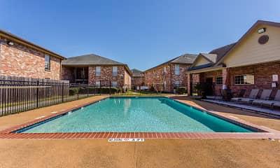 Pool, Prestonwood, 1