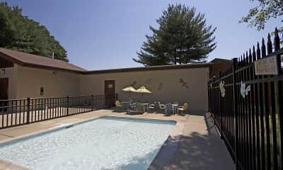 Pool, Foxborough Estates, 2