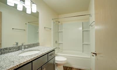 Bathroom, Heather Ridge, 2