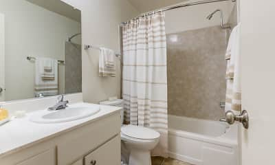 Bathroom, Embassy Apartments, 2