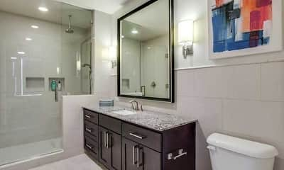 Bathroom, 75204 Luxury Properties, 2