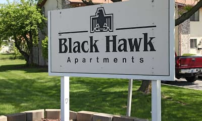 Black Hawk Apartments, 0