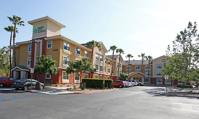 Building, Furnished Studio - Los Angeles - Simi Valley, 1