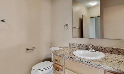 Bathroom, L14 Flats, 2