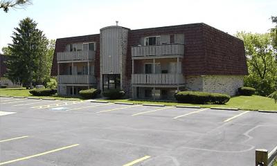 Building, Sycamore Apartments, 2