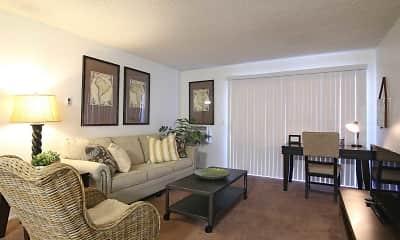 Living Room, Shasta Lane, 1