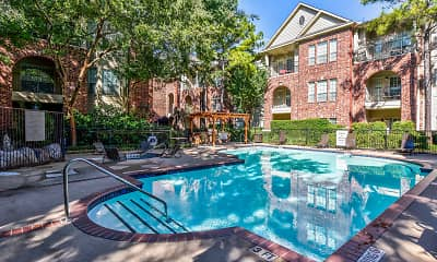 Pool, Post Oak Park I & II, 0