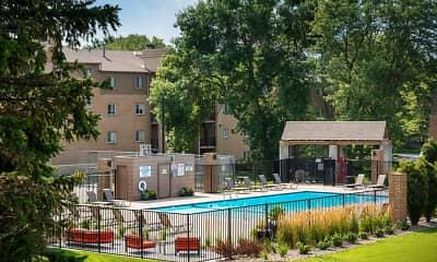 Pool, Wycliffe by Broadmoor, 1