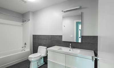Bathroom, International Apartments, 2