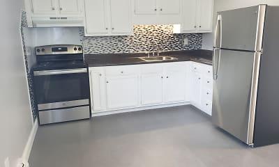 Kitchen, Ivy Garden Apartments, 0