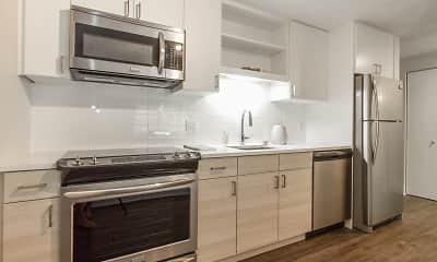 Kitchen, 2121 Canyon, 1