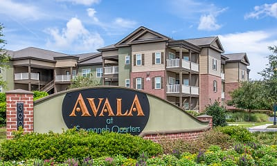 Community Signage, Avala At Savannah Quarters, 1