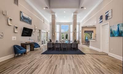 Living Room, 2626 Park, 1