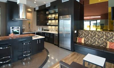 Kitchen, Apartments at Montrose, 1
