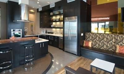 Kitchen, Apartments at Montrose, 1
