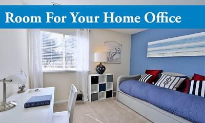 Bedroom, Cedar Creek Apartment Homes, 1