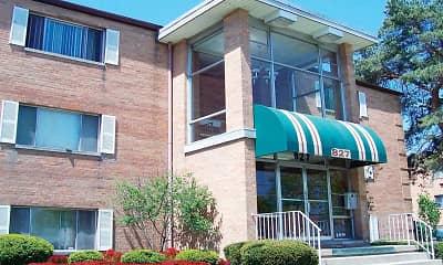 Building, James Plaza, 0