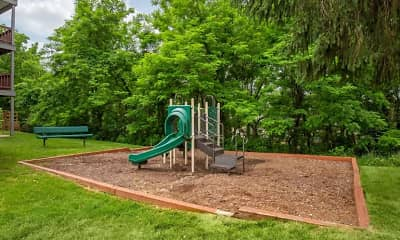 Playground, The Verandahs Apartments, 1