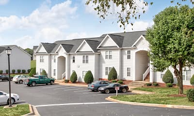 Hudson Woods Apartments, 1