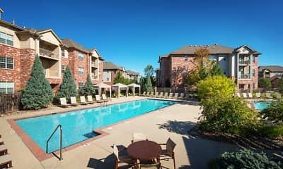 Pool, Broadmoor At Jordan Creek, 1