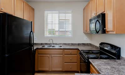 Kitchen, Deerwood, 1