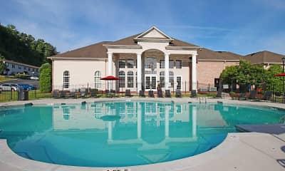 Pool, Forest Ridge, 1
