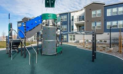 Playground, Inova Luxury Apartments at the Summit, 2