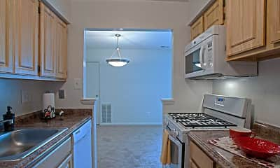 Kitchen, Twin Coves, 0