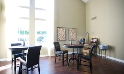 Dining Room, Vintage View Apartments, 2