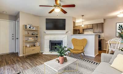 Living Room, Copper Crossing, 0