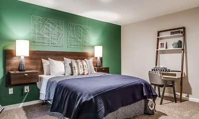Bedroom, Radius at Ten Mile, 2
