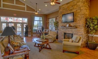 Living Room, Haven at Knob Creek, 1