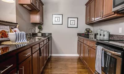 Kitchen, Emberwood Apartments, 1