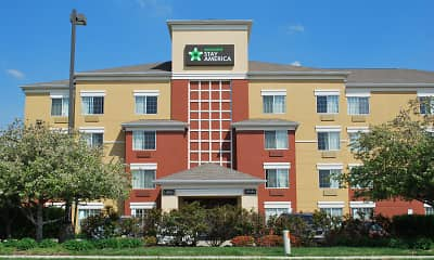 Building, Furnished Studio - St. Louis - Westport - Central, 1