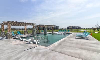 Pool, Fremont Commons, 0