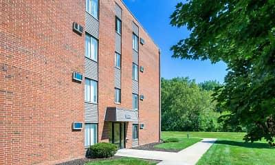 Building, Riverwood Apartment Homes, 2