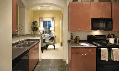 Kitchen, Ridge at Blue Hills, 1