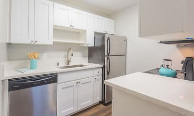 Kitchen, Skyline Heights, 0