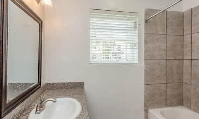 Bathroom, Spring Gardens, 2