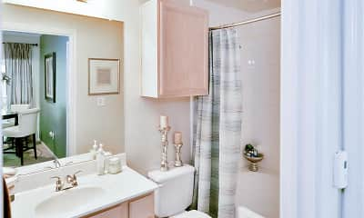 Bathroom, Bentley Place At Willow Bend, 2