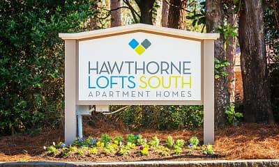 Community Signage, Hawthorne Lofts South, 2